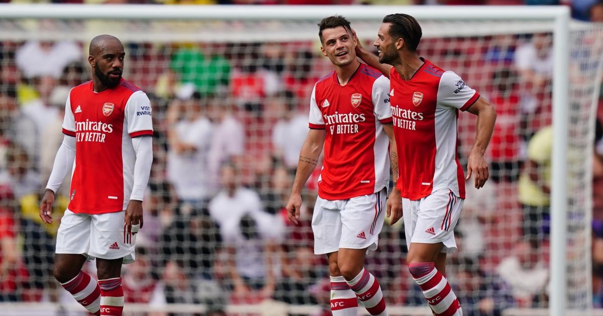 Arteta confirms Xhaka will remain at Arsenal despite Roma links