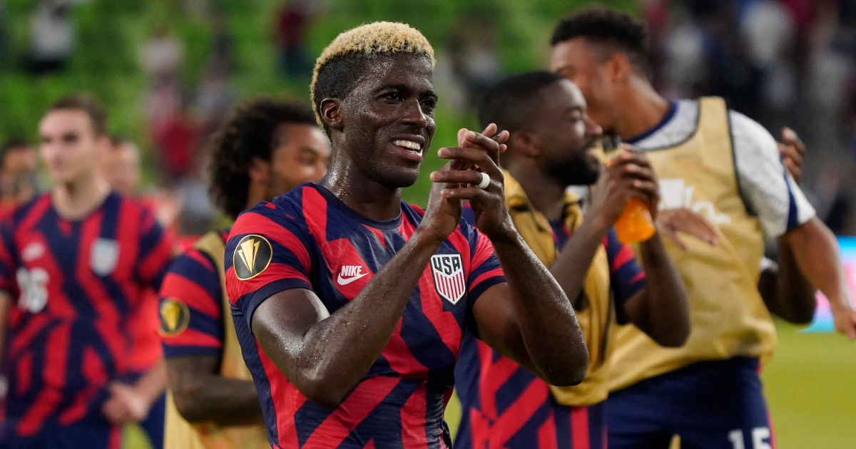USA defeat Mexico to win Gold Cup for seventh time