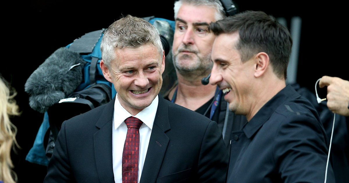 Neville picks the position Man United still need to 'sort out' - Football365