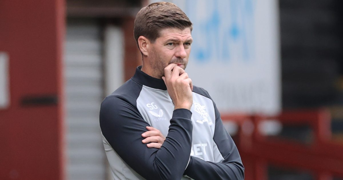 Rangers boss Gerrard 'disappointed' by UCL qualifying defeat to Malmo