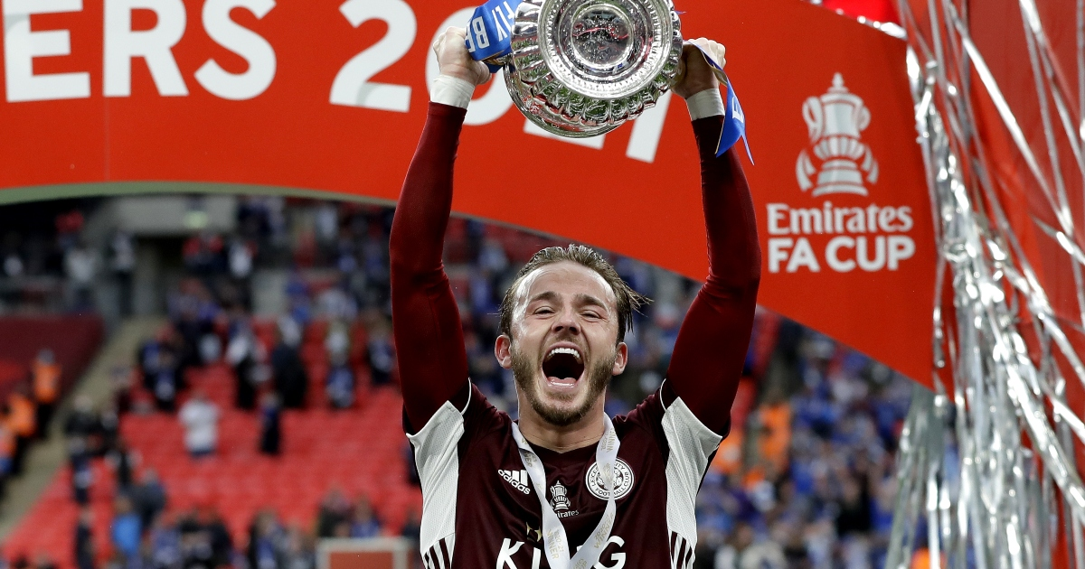 Foxes knock back Arsenal part-exchange offer for Maddison