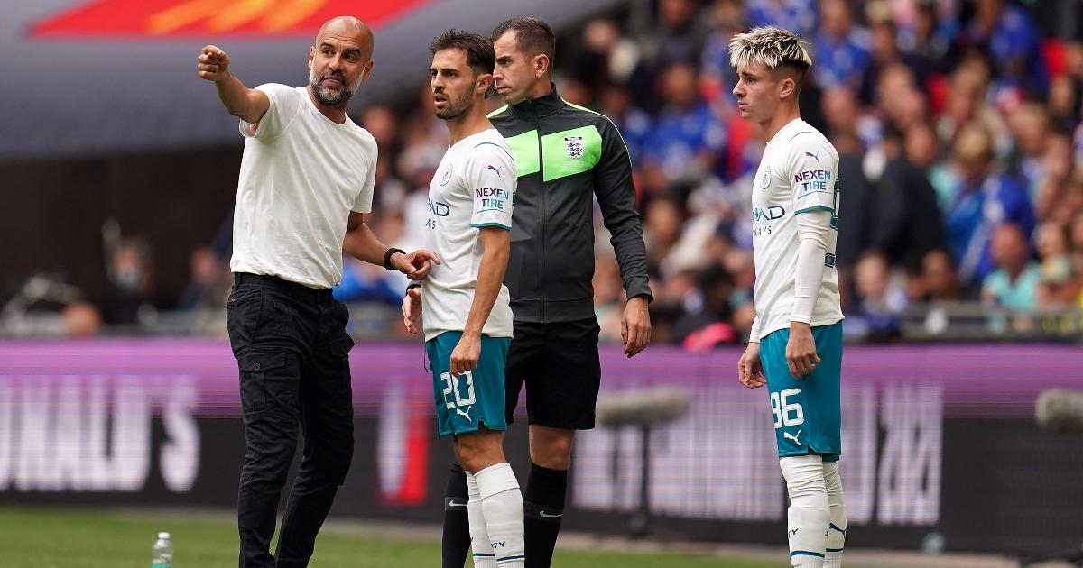 Wantaway City star rejects Tottenham amidst Kane rumours ...