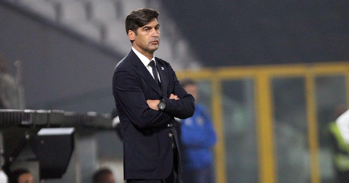 Paulo Fonseca Spurs
