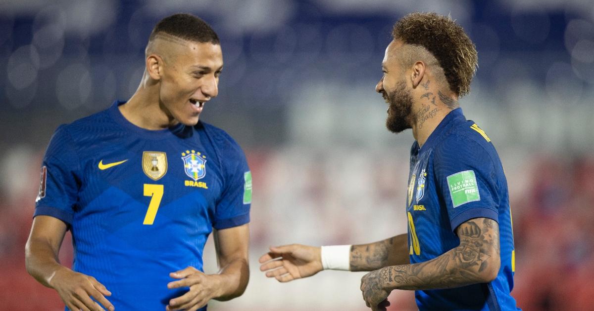 Richarlison Neymar