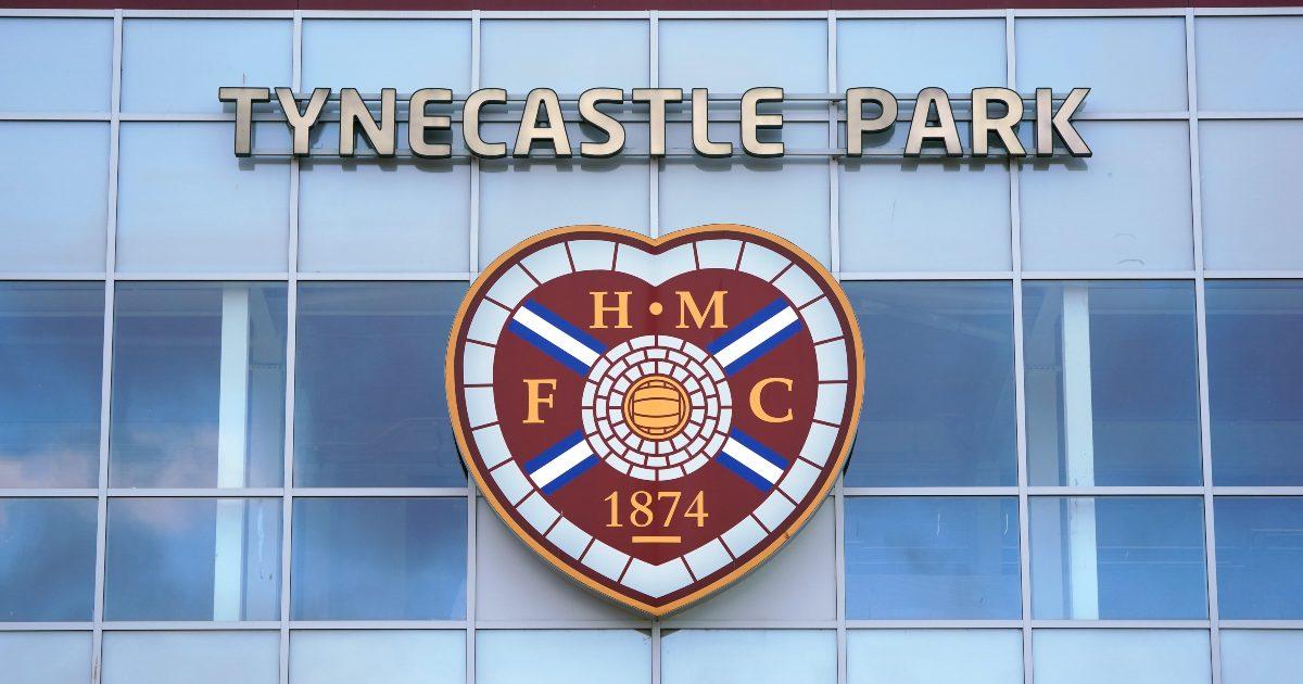 Hearts stadium Tynecastle