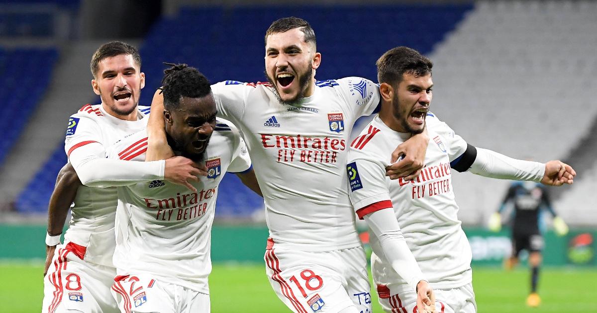 Bruno Guimaraes Arsenal Lyon