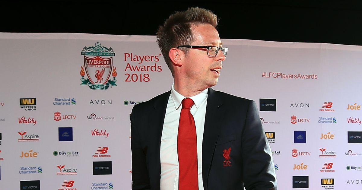 Michael Edwards Liverpool