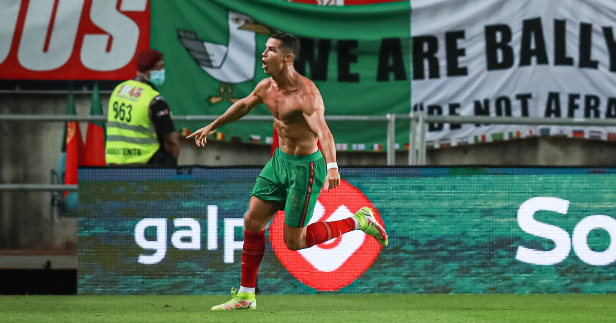 Cristiano Ronaldo says 'sorry' for handing Man Utd inadvertent boost in Portugal win
