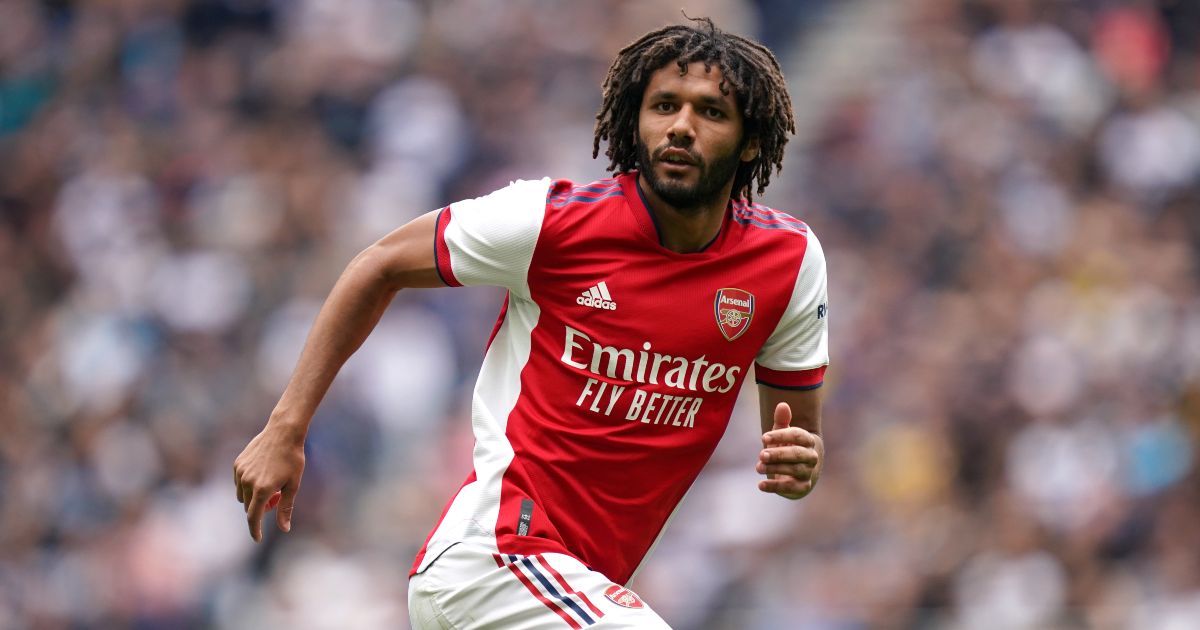 Mohamed Elneny Arsenal