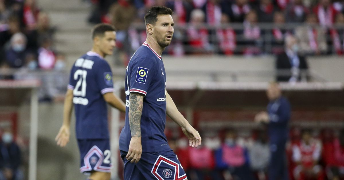 Lionel Messi Tebas