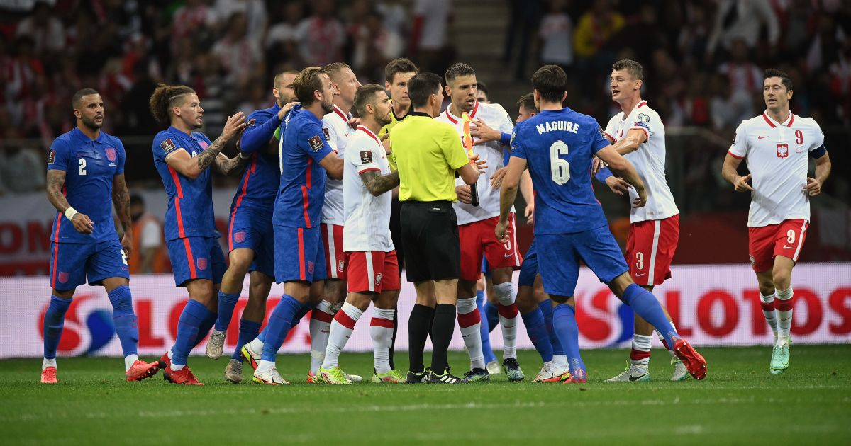 Photo of Poland FA claim England 'racist remark' allegations are 'completely not true' | Football365