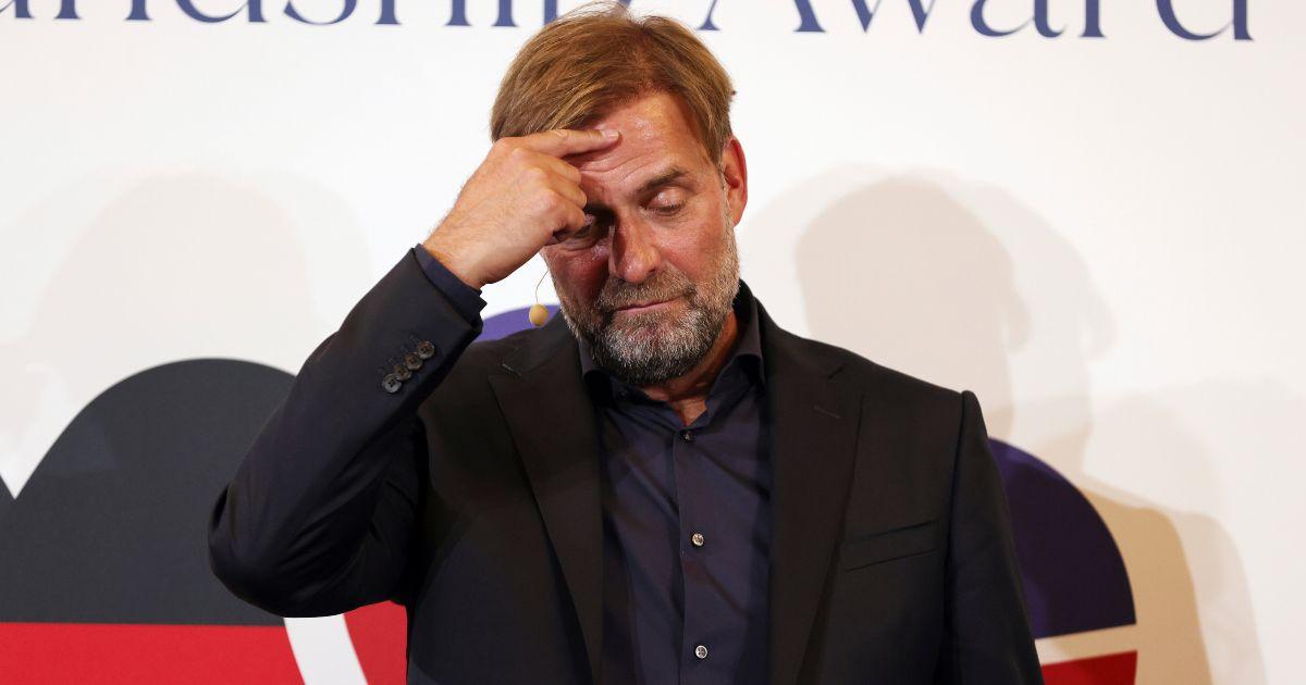 Jurgen Klopp Man Utd