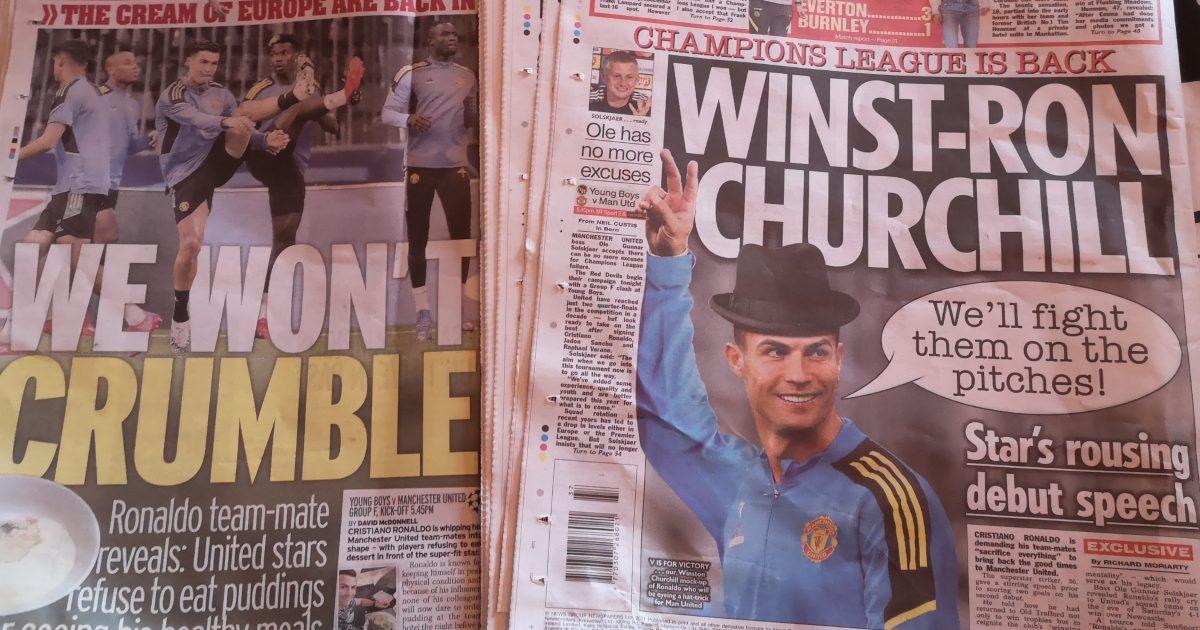 Ronaldo Mediawatch