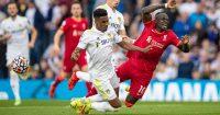 Leeds United take on Liverpool