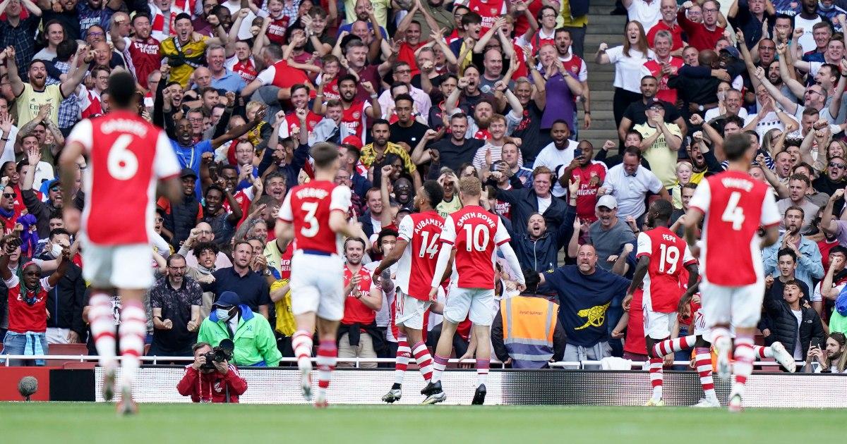 Arsenal streak ahead in rank of Premier League players used this season