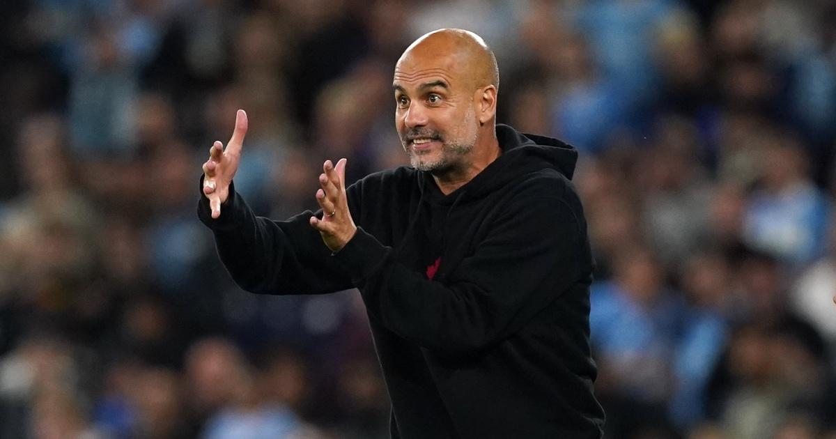 Pep Guardiola told to 'stick to coaching' by Man City fan spokesperson