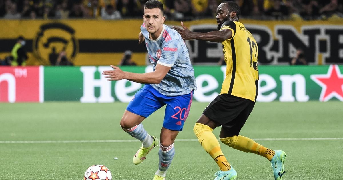 Diogo Dalot Man Utd