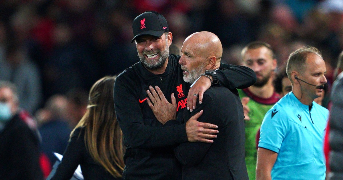 Liverpool leave Milan manager Pioli gobsmacked at difference in quality
