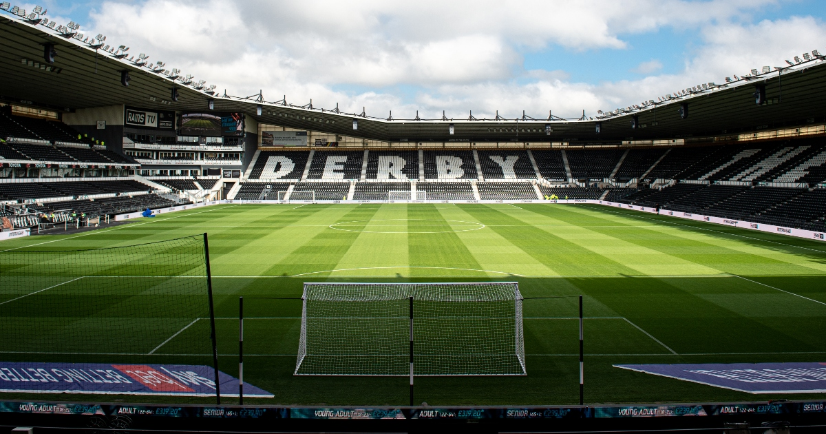 Derby have filed a notice to appoint administrators amid their financial struggles