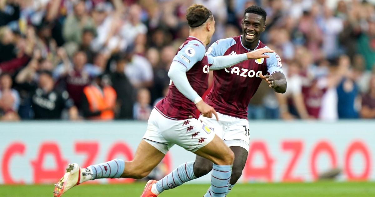 Aston Villa 3-0 Everton: Second-half onslaught downs Toffees - Football365