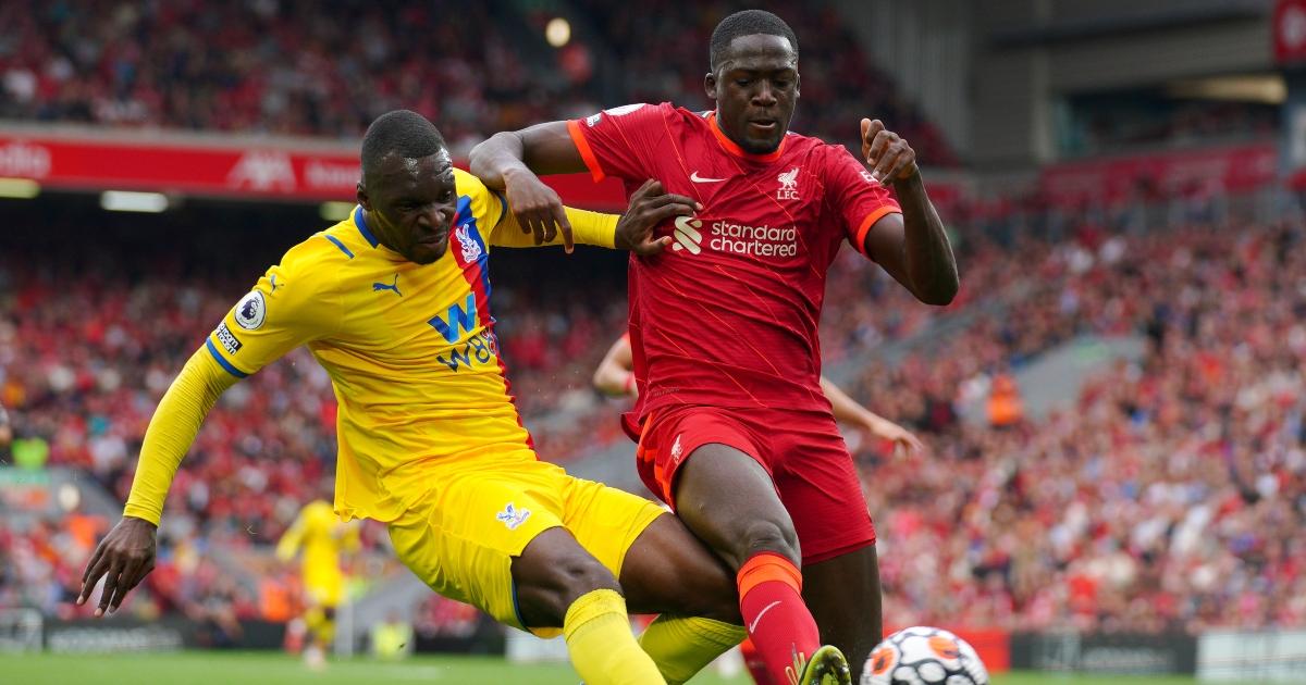 Five Ibrahima Konate stats from his flawless Liverpool debut - Football365