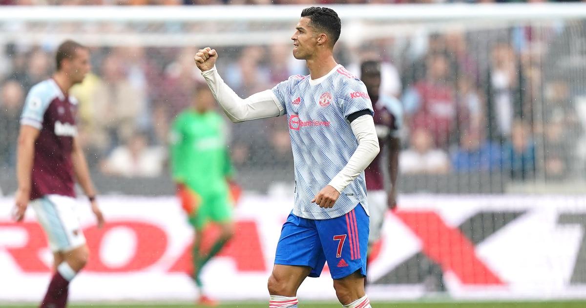Cristiano Ronaldo Man Utd Man City