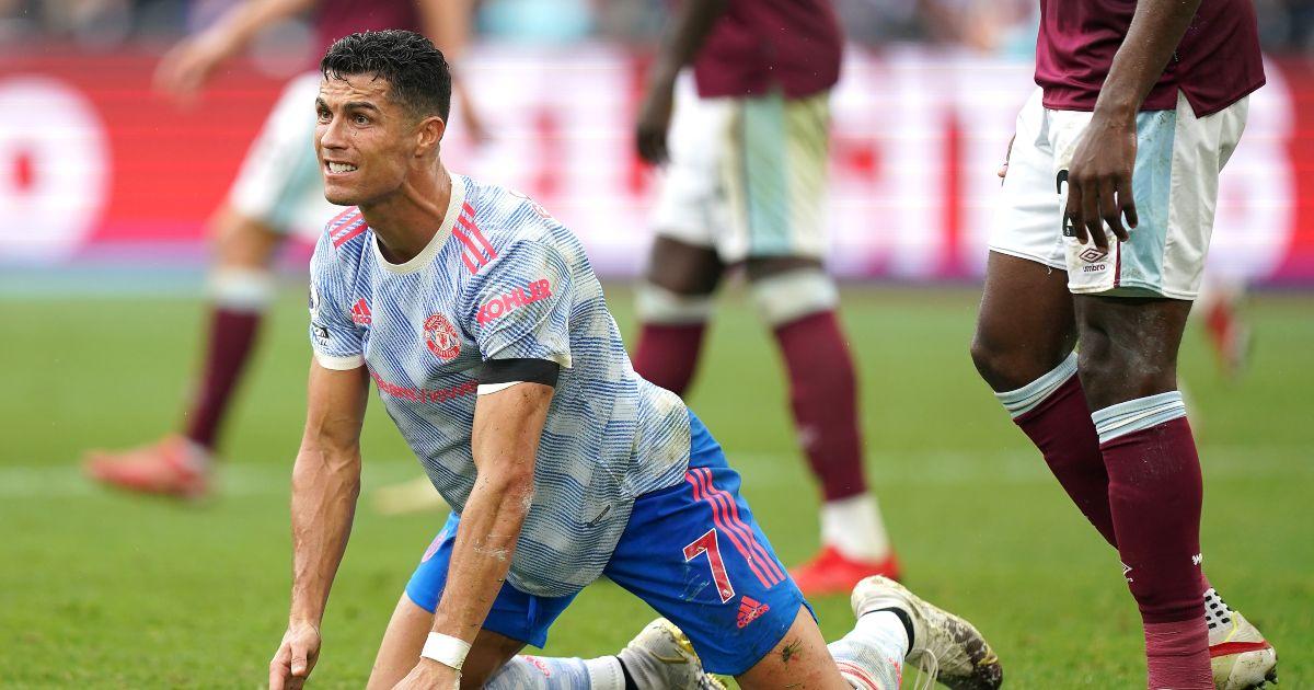 Pundit accuses Ronaldo of 'diving' in Man Utd victory over West Ham
