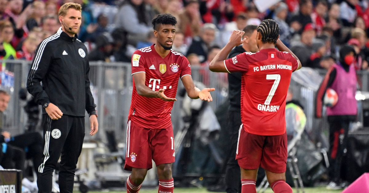 Club legend urges Bayern to 'consider selling' Liverpool target - Football365