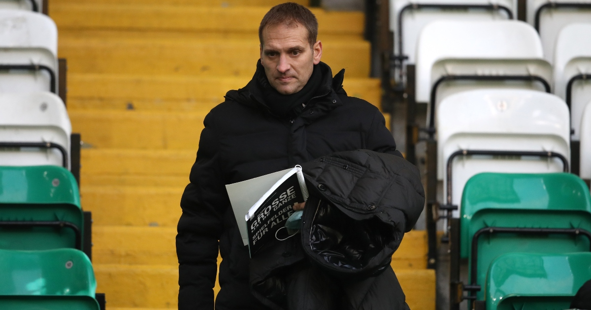 Petrov backs Celtic fans to be patient in 'transition period'