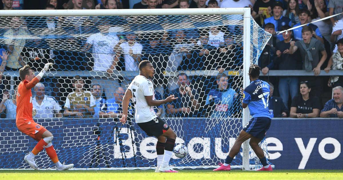 Wycombe Wanderers vs Charlton Athletic