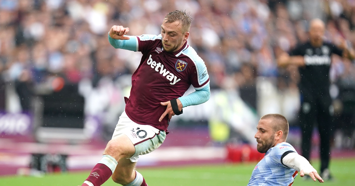 Bowen believes West Ham are relishing busy schedule