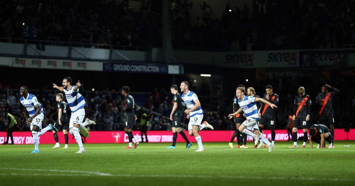 QPR vs Everton