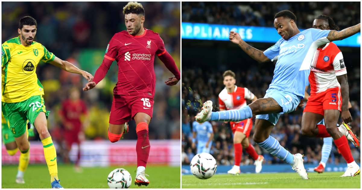Five players who cocked up their Carabao Cup chance... - Football365