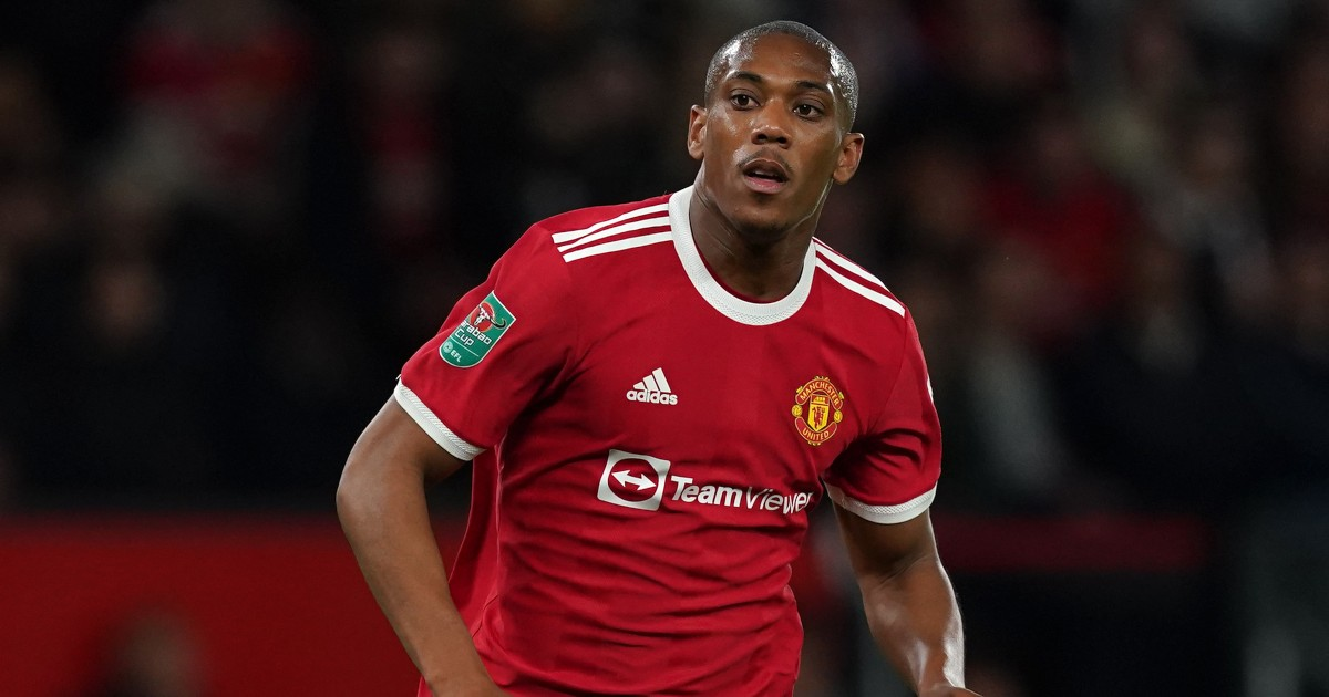 Solskjaer dodges Martial question as pundit lays into Frenchman's attitude