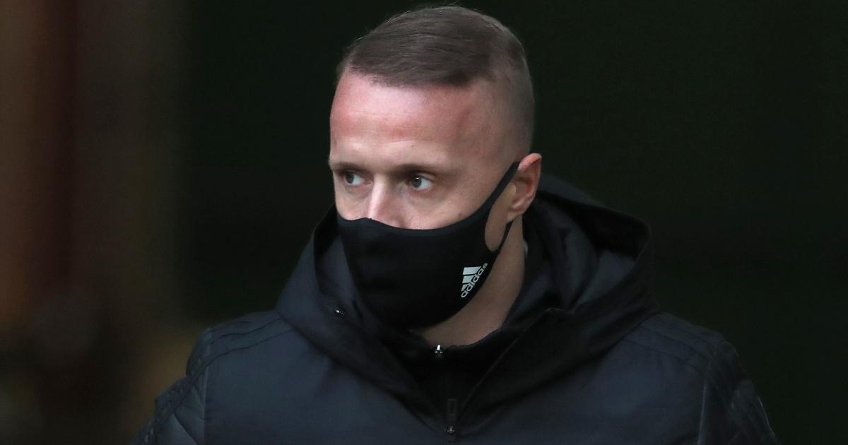 Griffiths apologises for kicking smoke bomb into away crowd