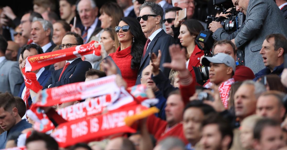 Liverpool owner John W Henry FSG