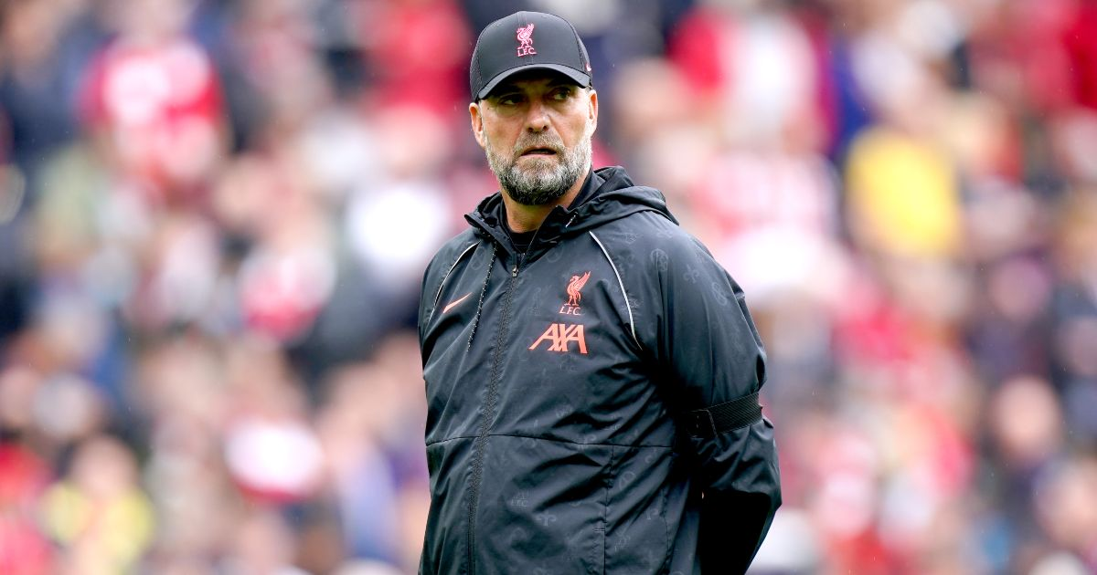 Klopp tells Liverpool he doesn't want star after 'betrayal' - Football365