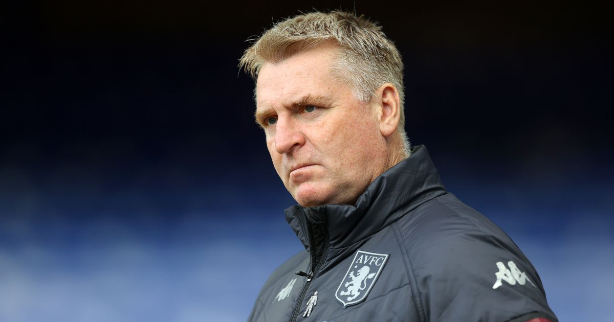 Dean Smith claims there's 'no reason' why Aston Villa can't match Man Utd