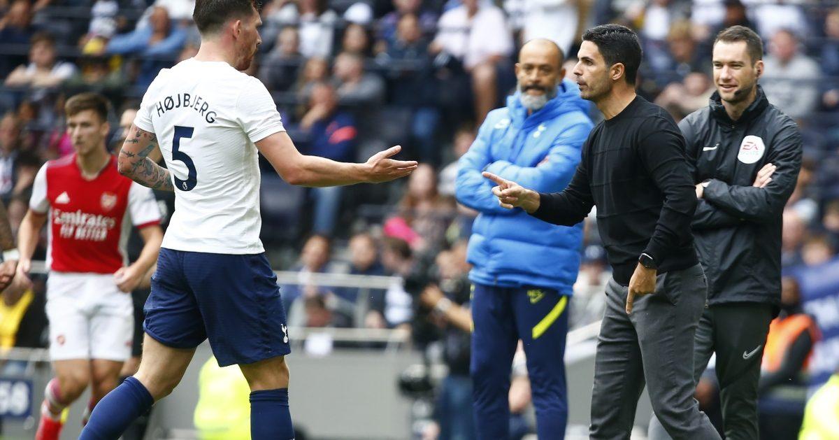Nuno Espirito Santo Mikel Arteta Arsenal Tottenham