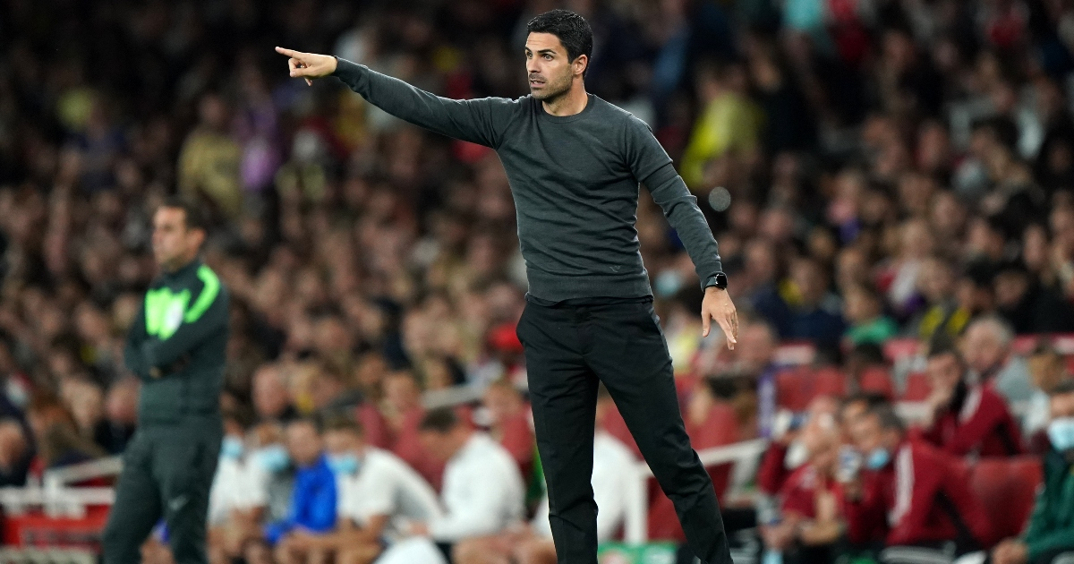 Arteta has explained how Arsenal can close gap on the Premier League's 'big six'