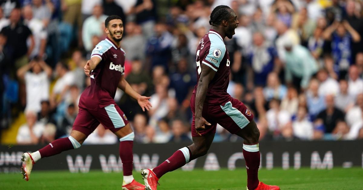 Leeds 1-2 West Ham: Antonio bags last-gasp winner for Hammers - Football365