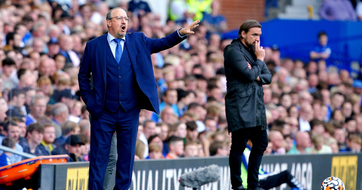 Benitez insists his Everton side 'will get better' after defeating Norwich on Saturday