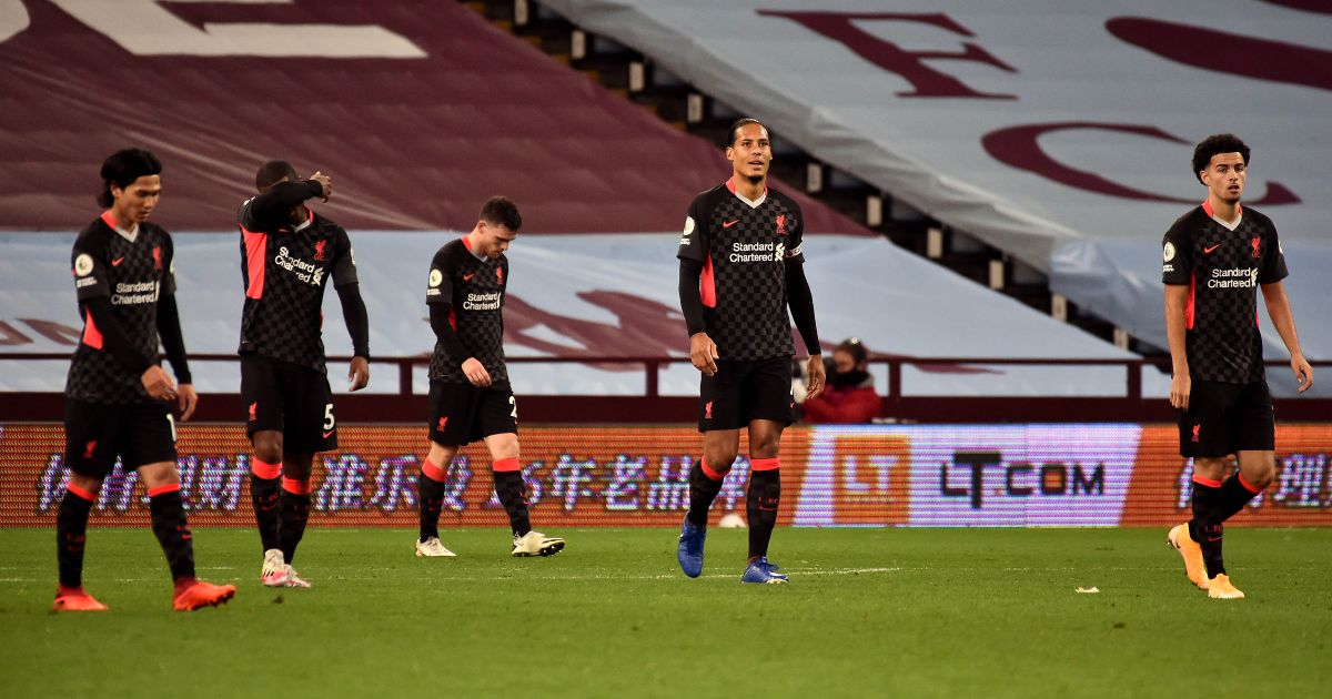 Pundit: 'People forget Van Dijk' role in humiliating Liverpool loss - Football365