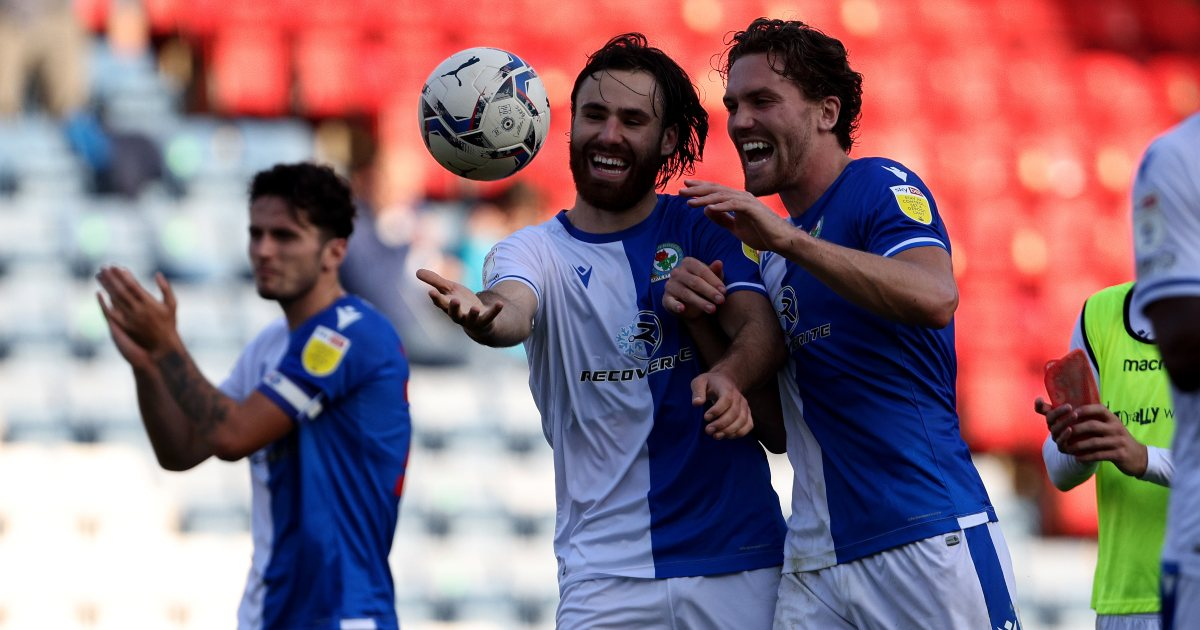 Brilliant Blackburn head Championship winners and losers - Football365
