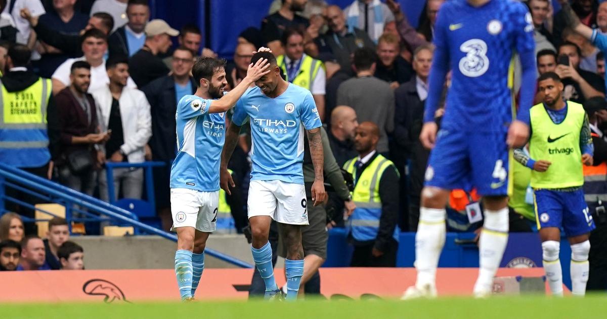 Jesus: Chelsea defeats didn't affect us - revenge wasn't a factor - Football365