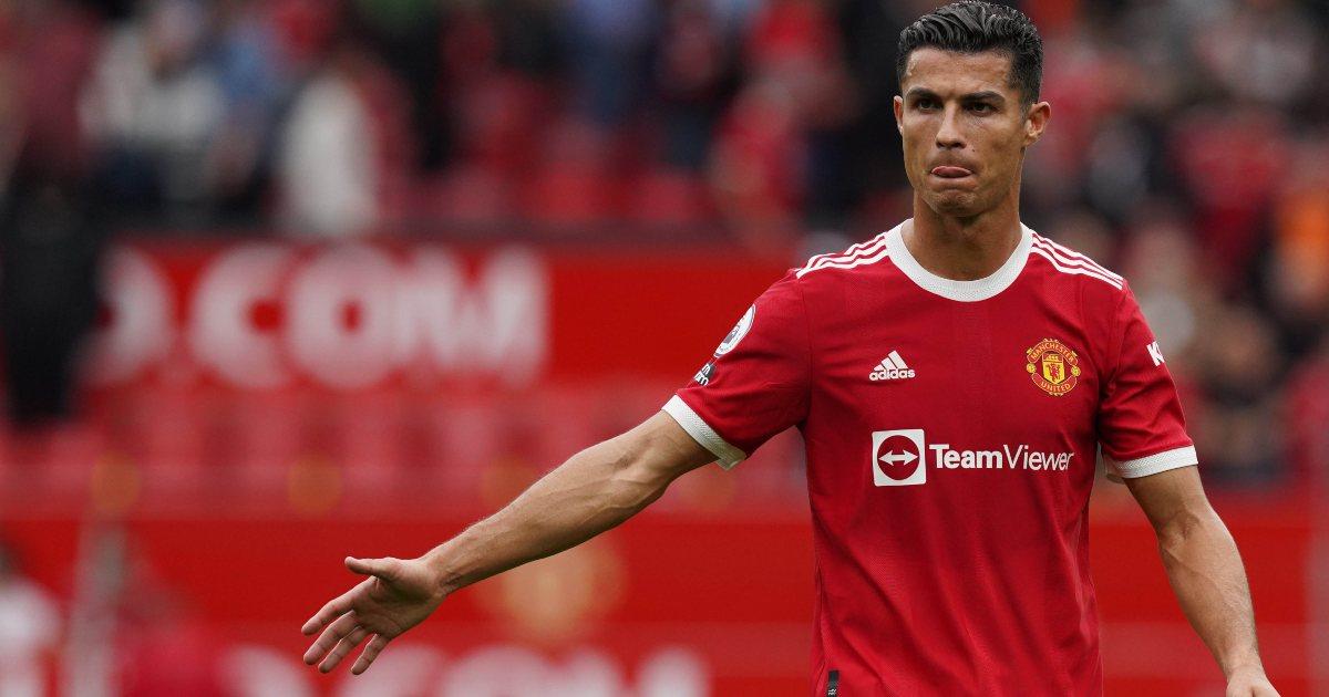 Ronaldo v Aston Villa