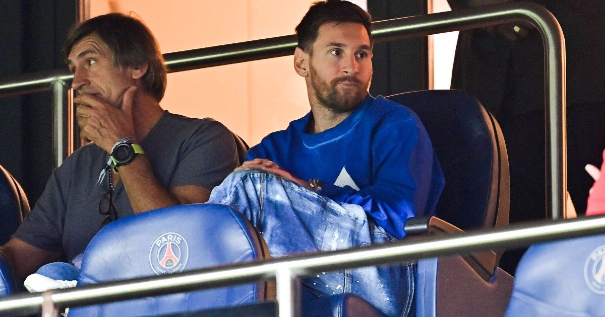 PSG image emerges that will deal a blow to Man City ahead of Champions League tie