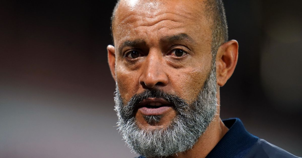 Robinson claims Nuno 'had no say' in Tottenham recruitment - Football365