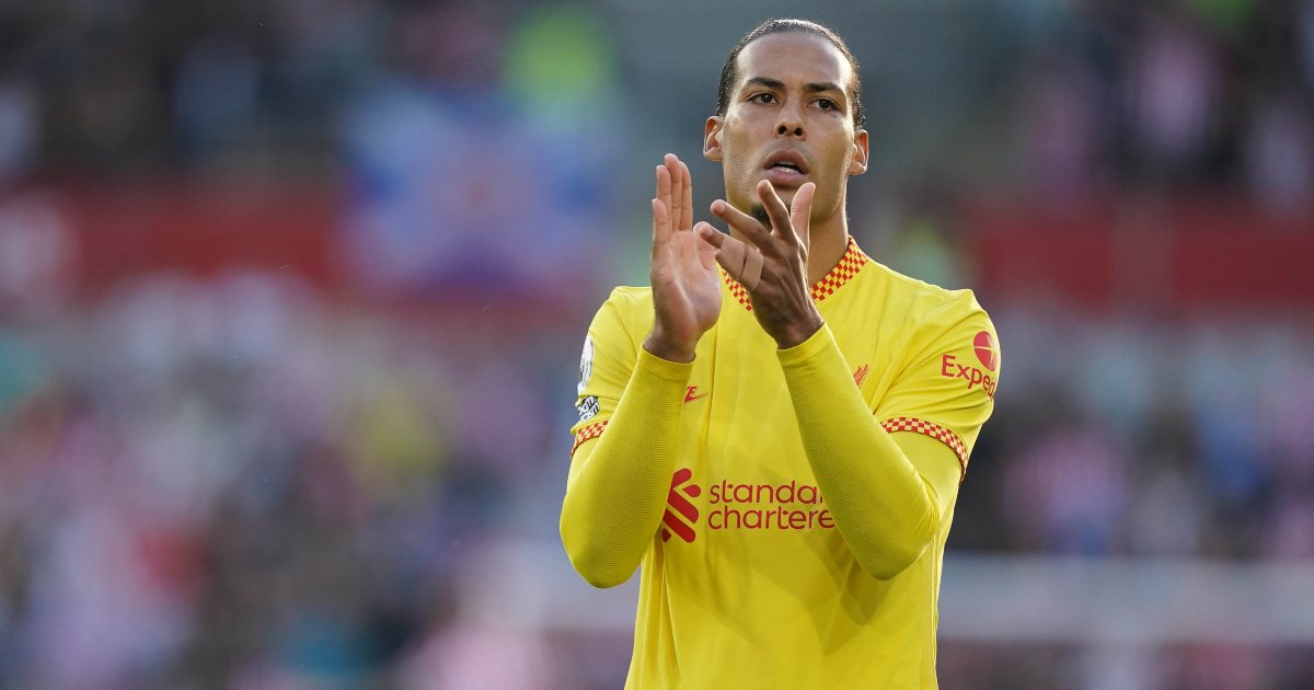 Absolute madness: Why Liverpool should drop Van Dijk and his 'hulking frame'