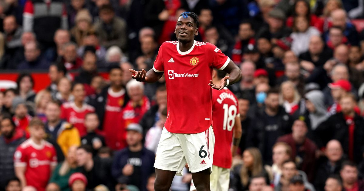 Man Utd midfielder Paul Pogba pleads his innocence